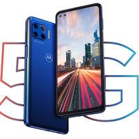 El Motorola Moto G 5G Plus llega a España: precio y disponibilidad oficiales del nuevo gama media premium 5G de Motorola