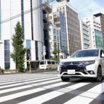 La nueva versión del Mitsubishi Outlander PHEV está triunfando en Japón