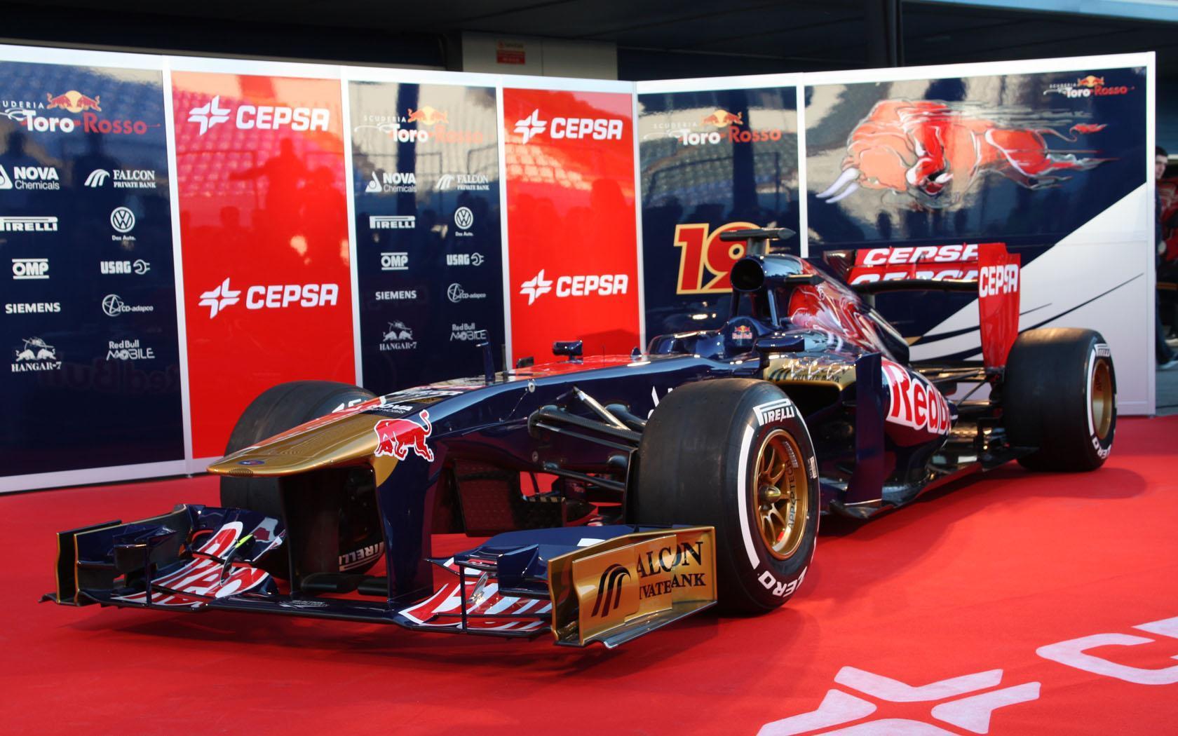 Foto de Toro Rosso STR8 (4/5)