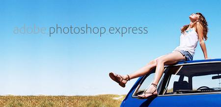 Photoshop Express 2.1 para Android añade nuevas mejoras como nuevos filtros y reducción de ruido, ambos de pago añadido