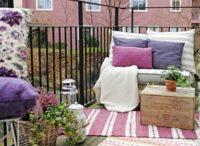 7 muebles y complementos imprescindibles para una terraza pequeña