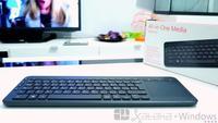 Microsoft All-in-One Media Keyboard, análisis