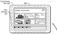 Microsoft patenta un sistema de reconocimiento táctil en el marco de tablets