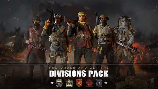 Divisions Pack