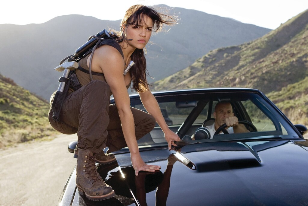 'Fast and Furious': Michelle Rodriguez exigió cambiar su personaje para evitar