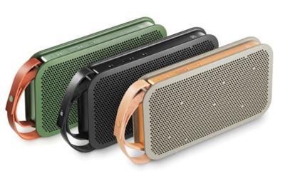 BeoPlay A2, el altavoz portátil de Bang & Olufsen que querrás tener