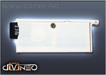 M3 Lite Micro SD para Nintendo DS