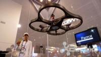 Parrot AR.Drone, funciona y lo hemos visto