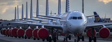 Sólo 4 de las 30 grandes aerolíneas han ganado dinero este año. Y ha sido gracias al transporte de mercancías