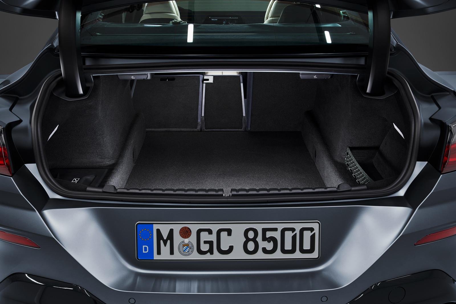 Foto de BMW Serie 8 Gran Coupé (presentación) (149/159)