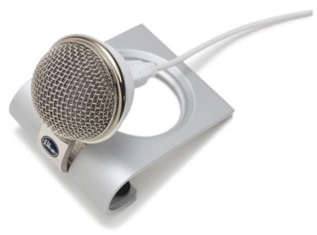Blue Micro SnowFlake, micrófono por USB para portátil