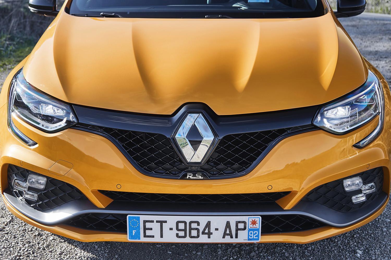 Foto de Renault Mégane R.S. 2018, toma de contacto (57/129)