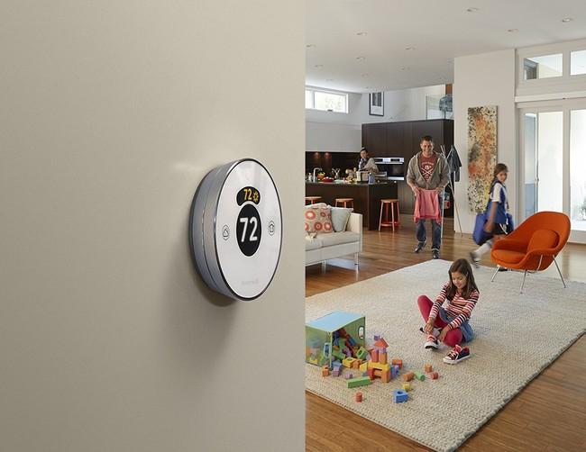 Apple Homekit termostato