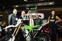 Nueva Ossa Enduro, mejor moto Enduro del Salón de Milán