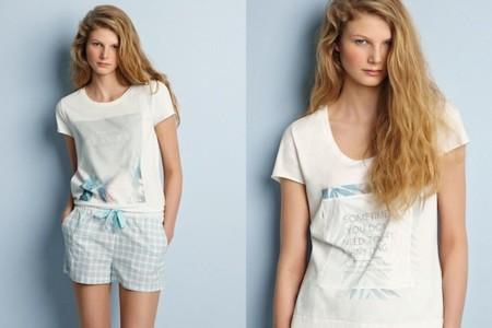 oysho pv 2014 pijama azul