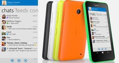 Ya se puede descargar la beta pública de BlackBerry Messenger para Windows Phone