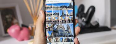 Cómo liberar espacio en tu móvil borrando todas las capturas de pantalla con Google Fotos