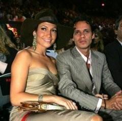 Jennifer López y Marc Anthony: Amor, salsa y también cine
