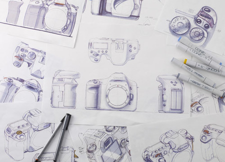 canon 7d making of