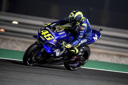 Valentino Rossi Gp Catar Motogp 2018