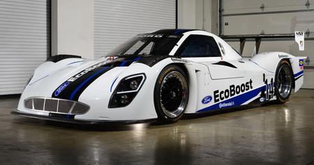 Ford presenta su Daytona Prototype