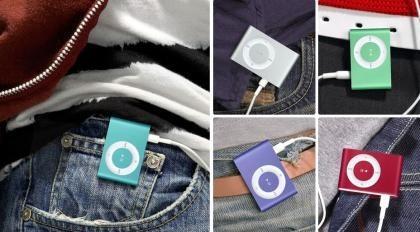 iPod Shuffle de Apple, el gran abandonado