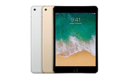 El iPad 2018 de 128 GB también está rebajado en eBay, en todos los colores, a 349,99 euros