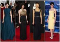 Felicity Jones Looks Pre Oscar 2015