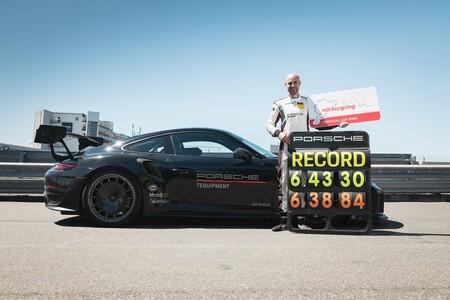 Porsche 911 Gt2 Rs Mathey Racing Nurburgring 007