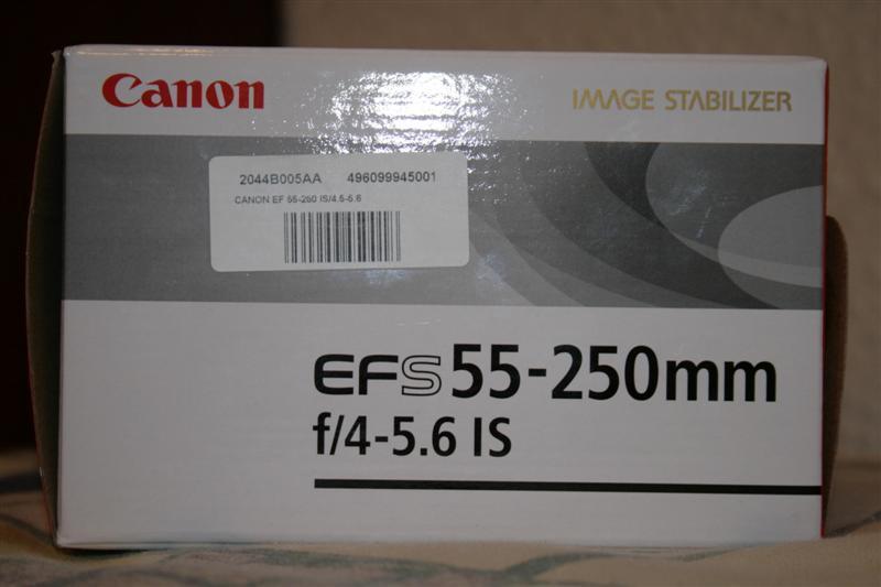 Foto de Canon EF-S 55-250mm f/4-5.6 IS (17/29)