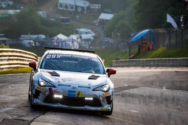 ¡Genial! Un podio en las dos últimas vueltas de las 24 Horas de Nürburgring con un GT 86 Cup, explicado en vídeo