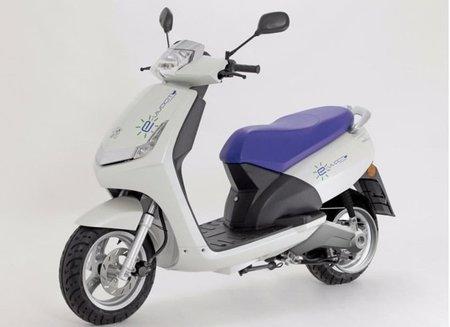 Peugeot e-Vivacity, un scooter eléctrico versátil