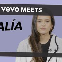 Vevo Meets: así eran las entrevistas que el canal musical hacía a intérpretes emergentes como Rosalía o Brisa Fenoy