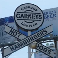 Próxima parada: Carneys Express