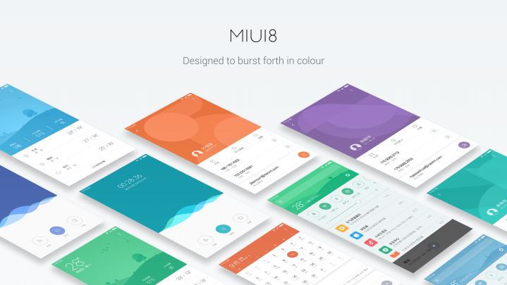 Miui 8 Colors Redesigned