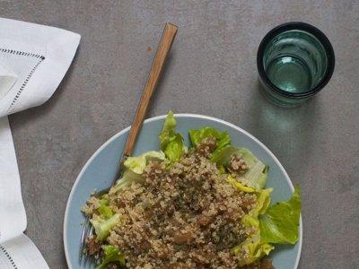 Siete ensaladas sin tomate para reducir la fructosa de tus cenas
