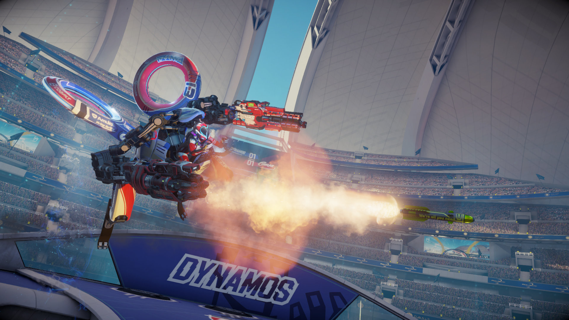Foto de RIGS Mechanized Combat League (17/20)