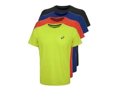 Camisetas deportivas Asics para hombre  desde 9,11 euros en Amazon. Disponibles en varios colores