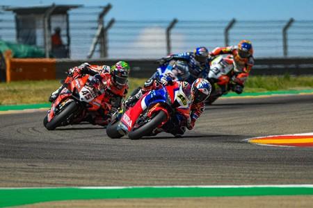 """Álvaro Bautista ya ha logrado meter la Honda CBR1000RR-R en el podio: """"Ser tercero es el máximo con la moto actual"""""""