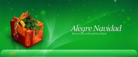 Alegre Navidad: recursos navideños en la web