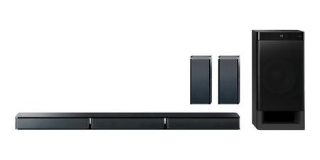 Mejorar el sonido de una TV plana sólo cuesta 199 euros con la barra 5.1 Sony HT-RT3 en MediaMarkt