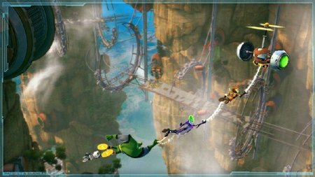 'Ratchet and Clank: All 4 One', trailer de debut [GamesCom 2010]