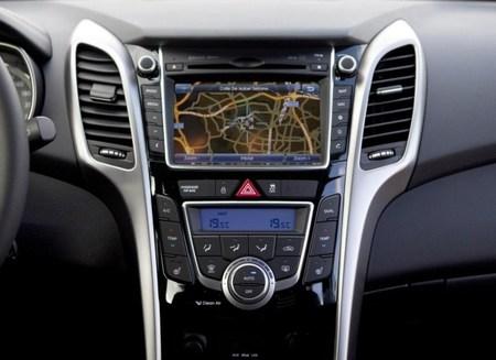Hyundai i30 navegador