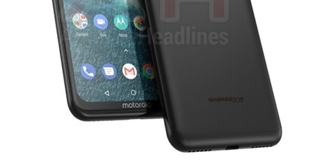 Motorola One Power Inferior