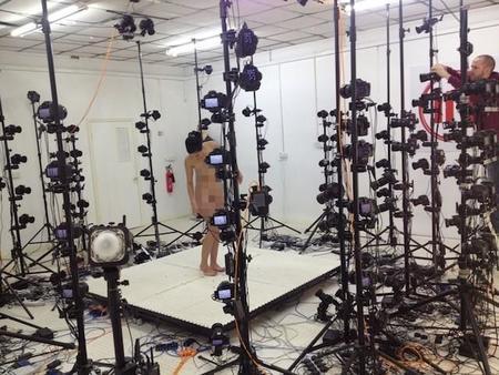 Impresora 3d crea las esculturas humanas más pequeñas del mundo