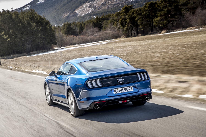 Foto de Ford Mustang 2018, toma de contacto (17/159)