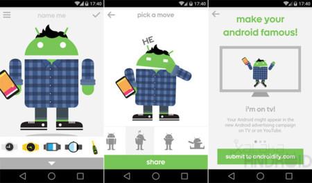 Androidify 2.0