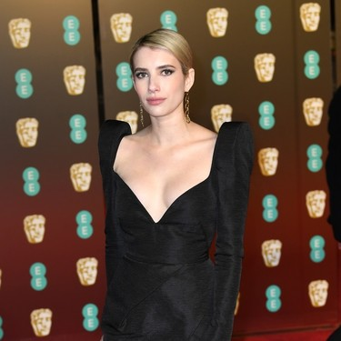 BAFTA 2018: las mejor vestidas de la alfombra roja