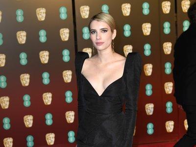 BAFTA 2018: las mejores vestidas de la alfombra roja
