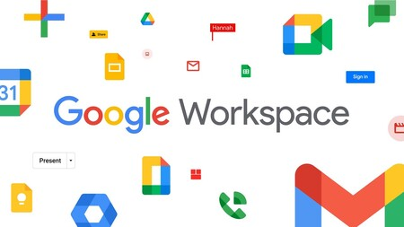 Google Workspace es el nuevo espacio de trabajo que sustituye a G Suite e integra Gmail, Calendar y Meet: así son los nuevos iconos
